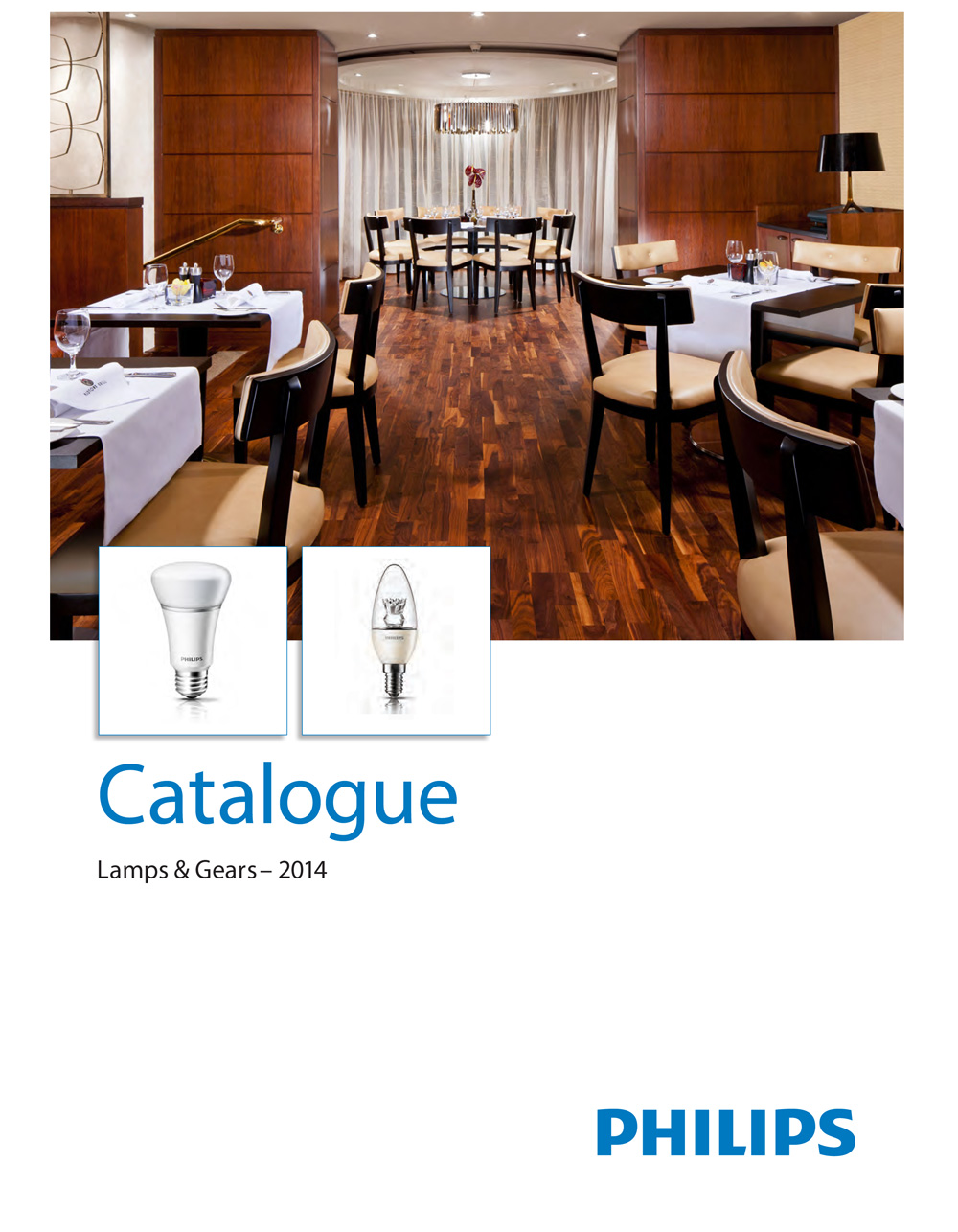 Philips Lamps & Gears 2014 Catalogue